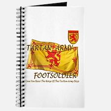 Scottish Tartan Army Footsold Journal