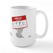 Foamy : STFU Mug