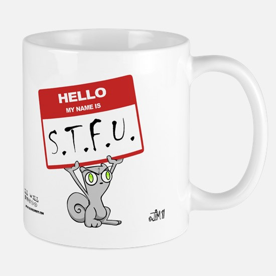 Foamy : STFU : Mug