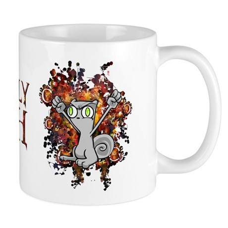 Squirrelly Wrath Mug