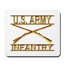 Us Army Infantry Mousepad