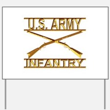 Us Army Infantry Yard Sign