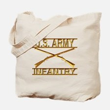 Us Army Infantry Tote Bag