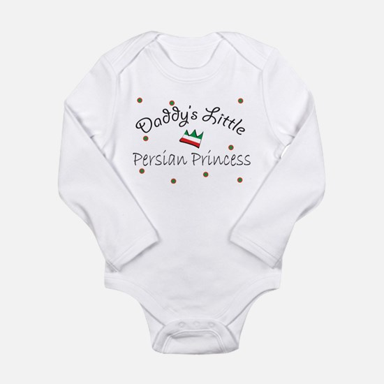 Daddy's Little Persian Princess Body Suit