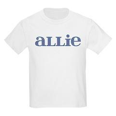 Allie Blue Glass T-Shirt