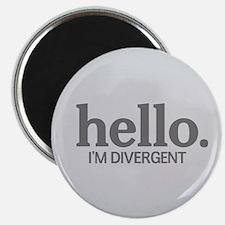 Hello I'm divergent Magnet