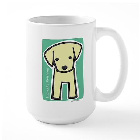 Labrador Retriever Large Mug