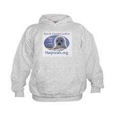 Save the seals Hoodie