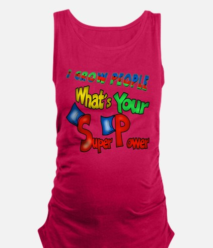 Grow People Super Power Tank Top