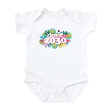 Fun Retro Class fo 2030 Infant Bodysuit