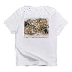 Wild Cats Infant T-Shirt