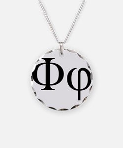 Phi Necklace