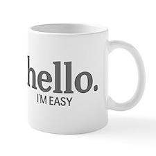Hello I'm easy Mug