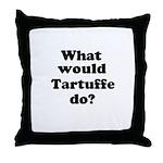 Tartuffe Throw Pillow