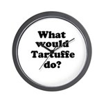 Tartuffe Wall Clock