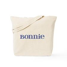 Bonnie Blue Glass Tote Bag
