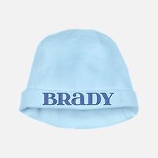 Brady Blue Glass baby hat