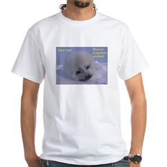 Save the fuzzy seal. Shirt