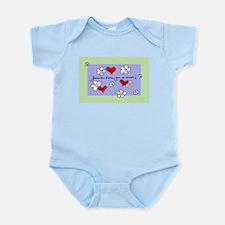 Cute Sunday school Infant Bodysuit