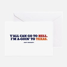 Y'all can go to OU.  Greeting Cards (Pk of 10)