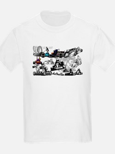 kart arts T-Shirt