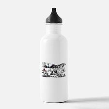 Unique Go kart Water Bottle