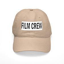 Film Crew Baseball Baseball Cap (White or Khaki)