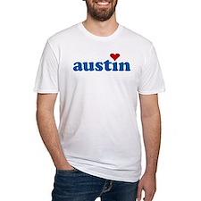 i love austin Shirt