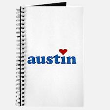 i love austin Journal