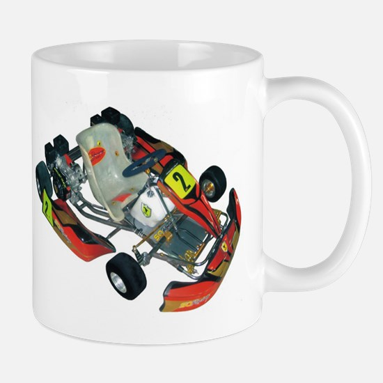 Unique Go cart Mug