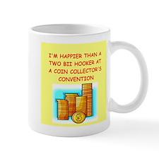 tacky coin collector Mug