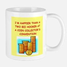 tacky coin collector Mug
