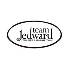 Team Jedward Patches