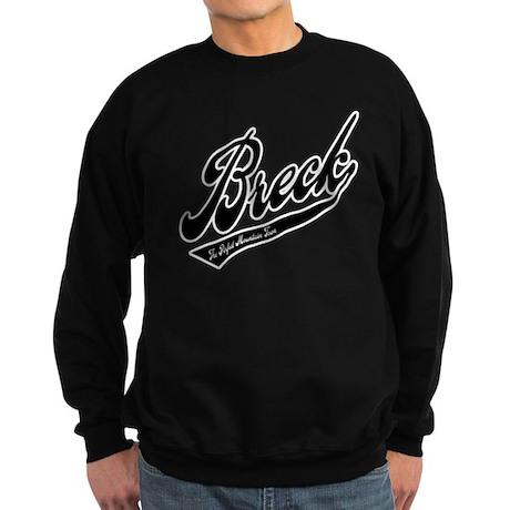 Breck Baseball Logo Sweatshirt (dark)