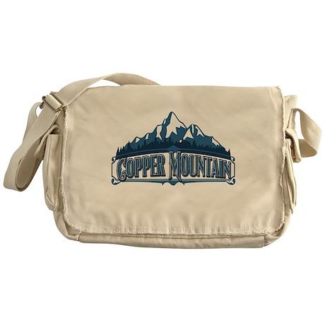 Copper Mountain Blue Mountain Messenger Bag
