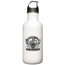 Black Swan Motorcycles Water Bottle