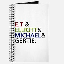 'E.T. Movie' Journal