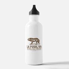 La Push Wolf Preserve Water Bottle