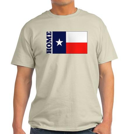 home Ash Grey T-Shirt