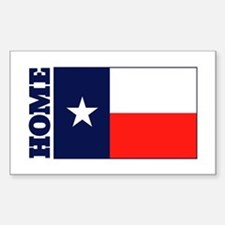 home Rectangle Decal