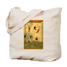 Circus Of The Sea Tote Bag