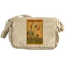 Circus Of The Sea Messenger Bag