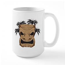 Wicked Tiki Carving Mug