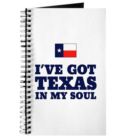 Texas in My Soul Journal