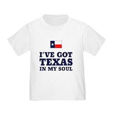Texas in My Soul T