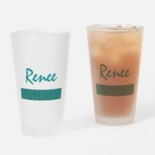 Renee - Drinking Glass