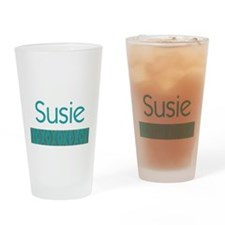 Susie - Drinking Glass