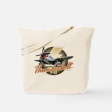 Thunderbolt P-47 Tote Bag