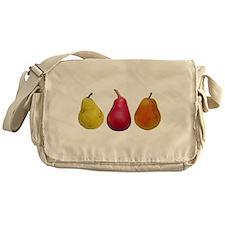 Three Pears Messenger Bag