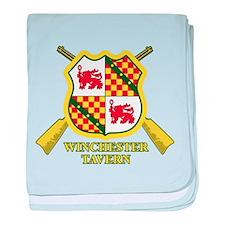 SD: Winchester baby blanket
